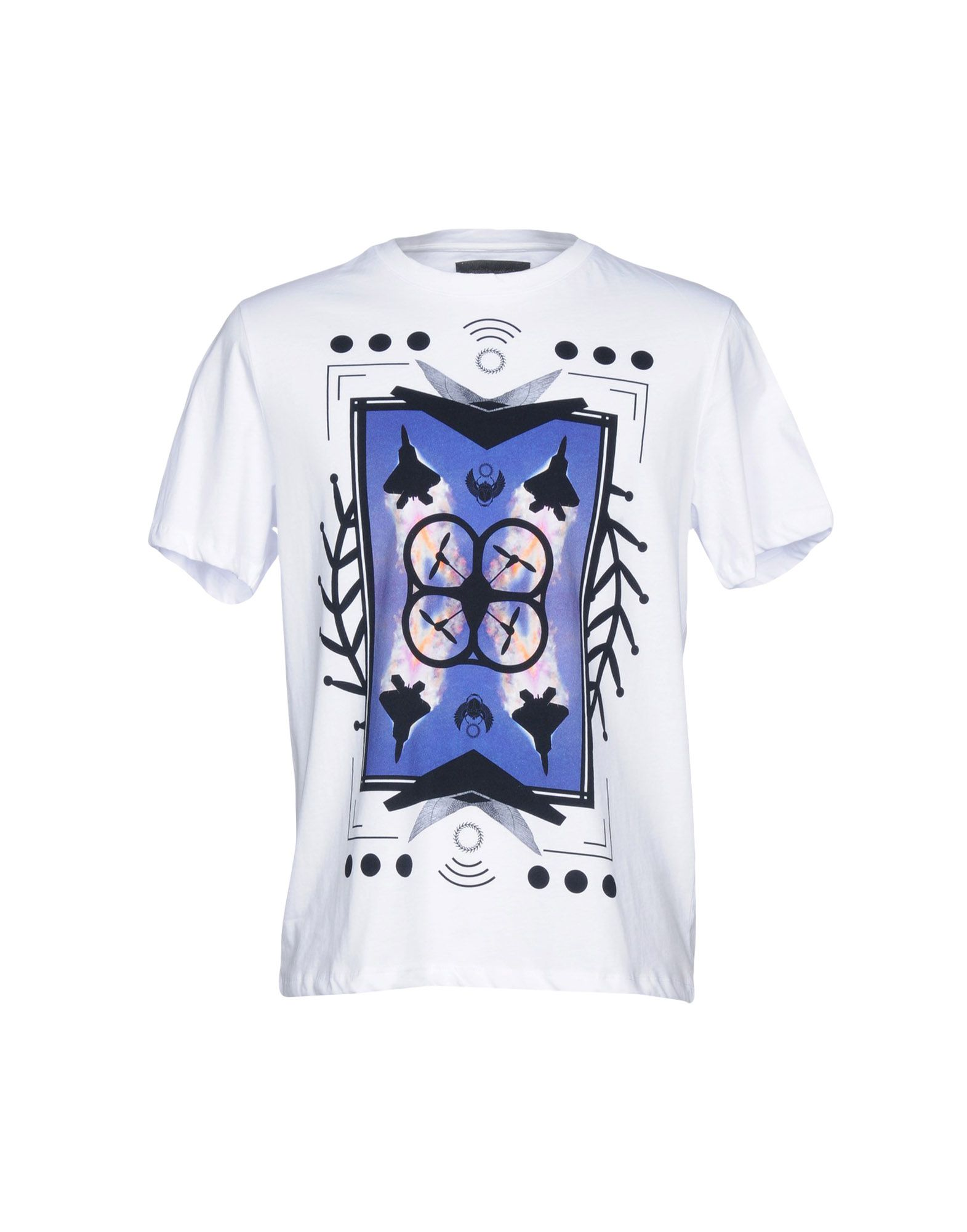 T-Shirt Frankie Morello Uomo - 12171376MA 12171376MA - 773ed8