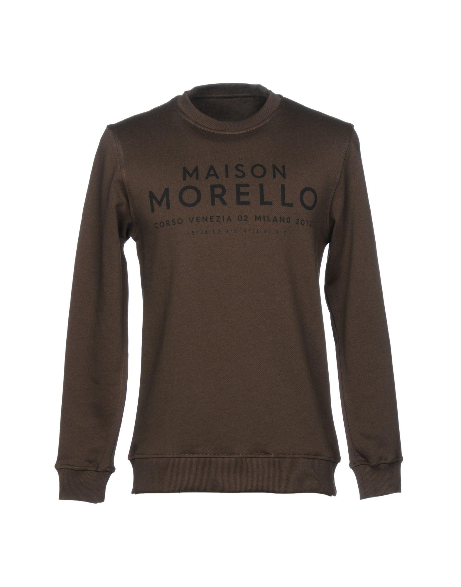 Felpa 12171412MP Frankie Morello Uomo - 12171412MP Felpa 5a5f6b