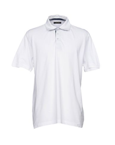 WILLIAM Polo Shirt in White