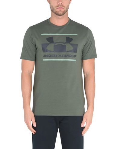 venta caliente cliente primero venta barata del reino unido Camiseta Under Armour Blocked Sportstyle Logo - Hombre - Camisetas ...
