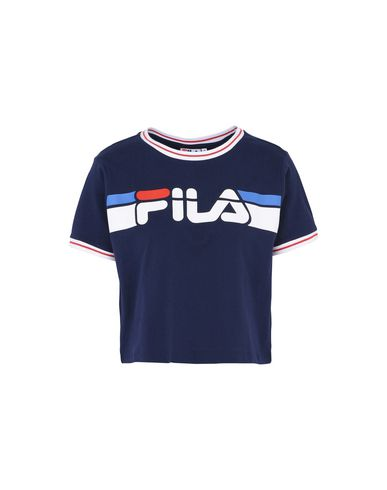 FILA HERITAGE ASHLEY CROPPED TEE Camiseta