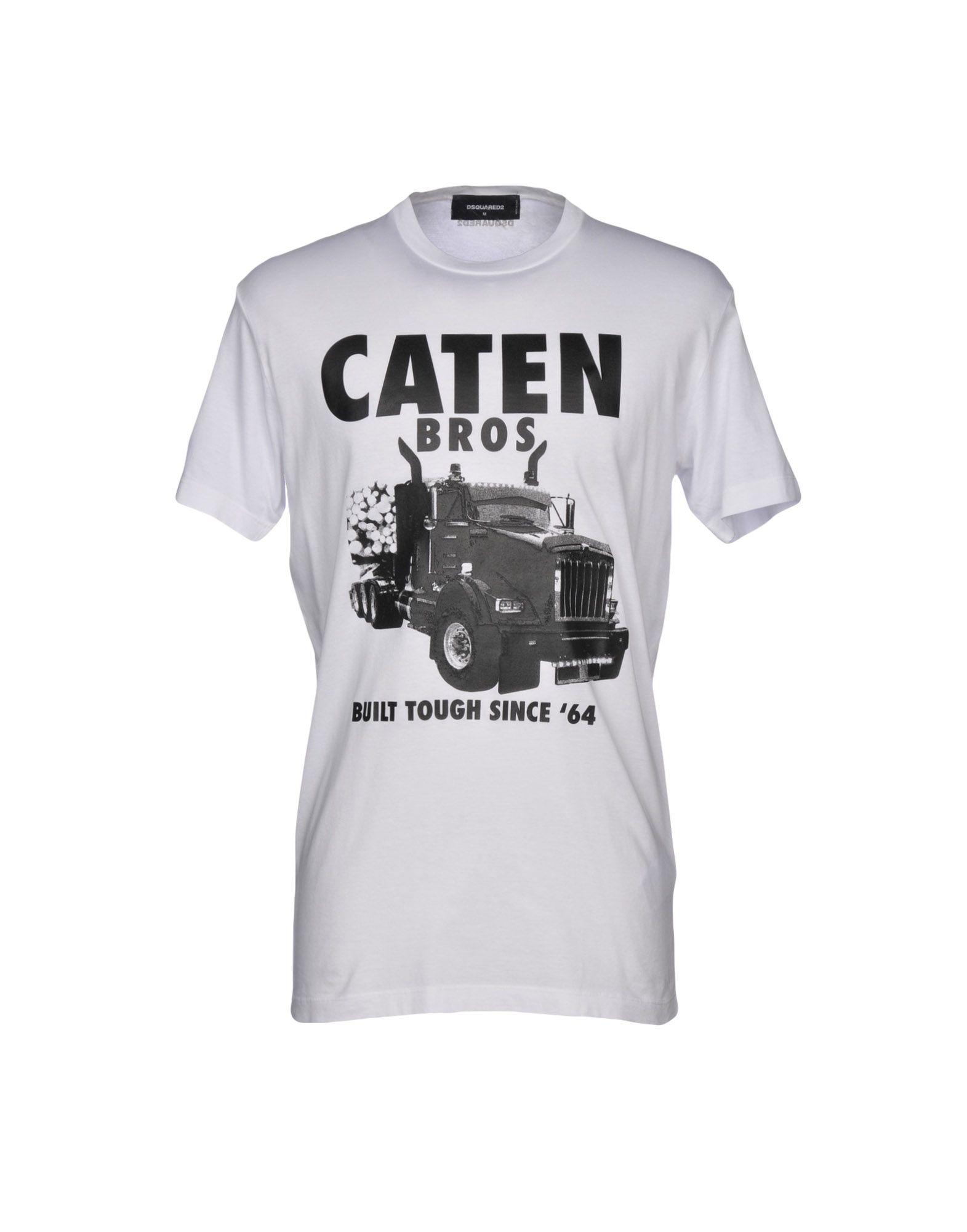A buon mercato T-Shirt Dsquarosso2 Dsquarosso2 T-Shirt Uomo - 12172897DB 5bc038