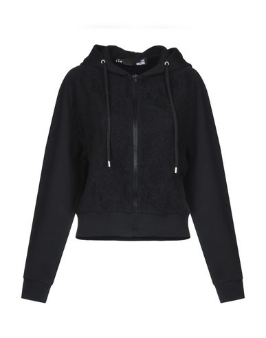 LOVE MOSCHINO - Hooded sweatshirt