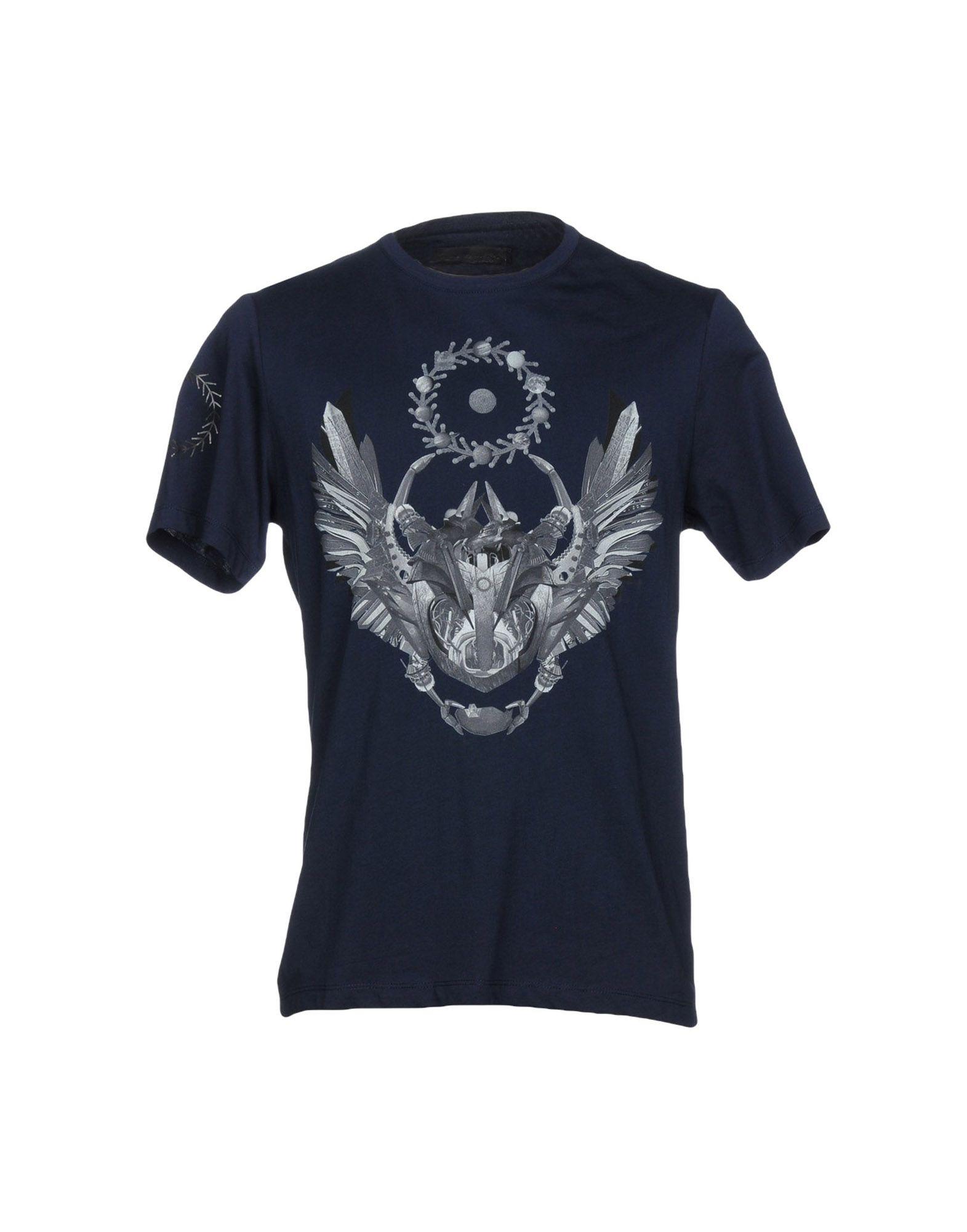 T-Shirt Frankie Morello Uomo - - Uomo 12174972MW 79e2b1