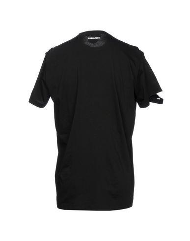 DSQUARED2 T-Shirt Wirklich günstiger Preis Beste Preise online Schnelle Lieferung Billig Online Marktfähiger Verkauf Online Genießen gzkQc6HW