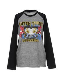 b48d424c0d0dd8 T-shirts femme en ligne  t-shirts en ligne   YOOX