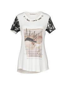 Silvian Colección Para Verano Y Mujer Primavera Camisetas Heach THfTw