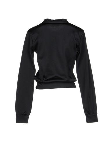 shirt Noir Le Jour Au Sweat SqwCBwf