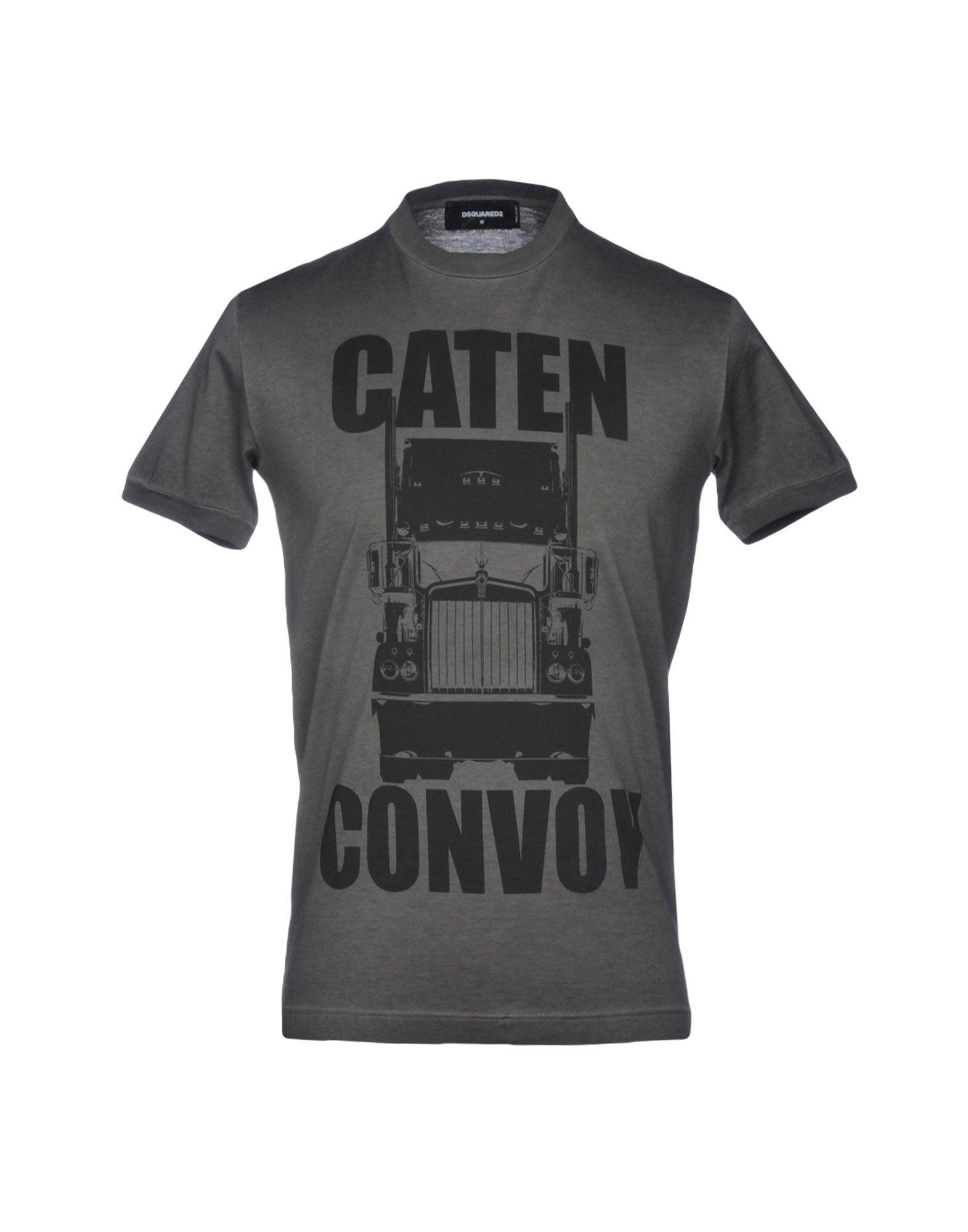A buon mercato T-Shirt Dsquarosso2 Uomo - 12176773CQ 12176773CQ - 240ee0