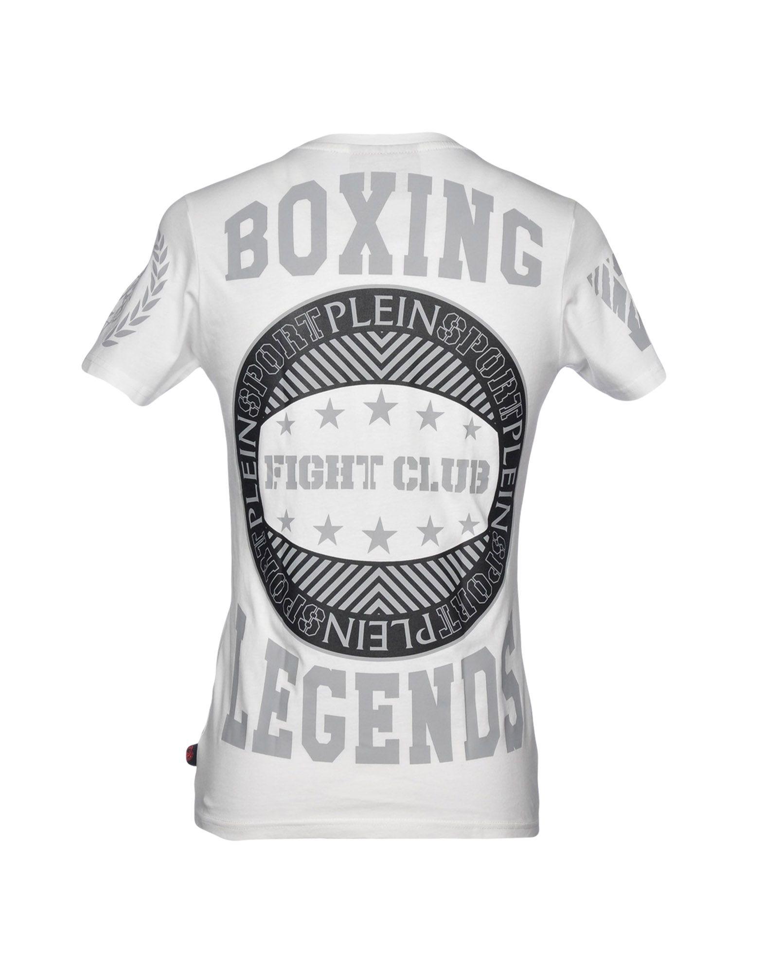 T-Shirt Plein Uomo Sport Uomo Plein - 12176816DE f9bcc1