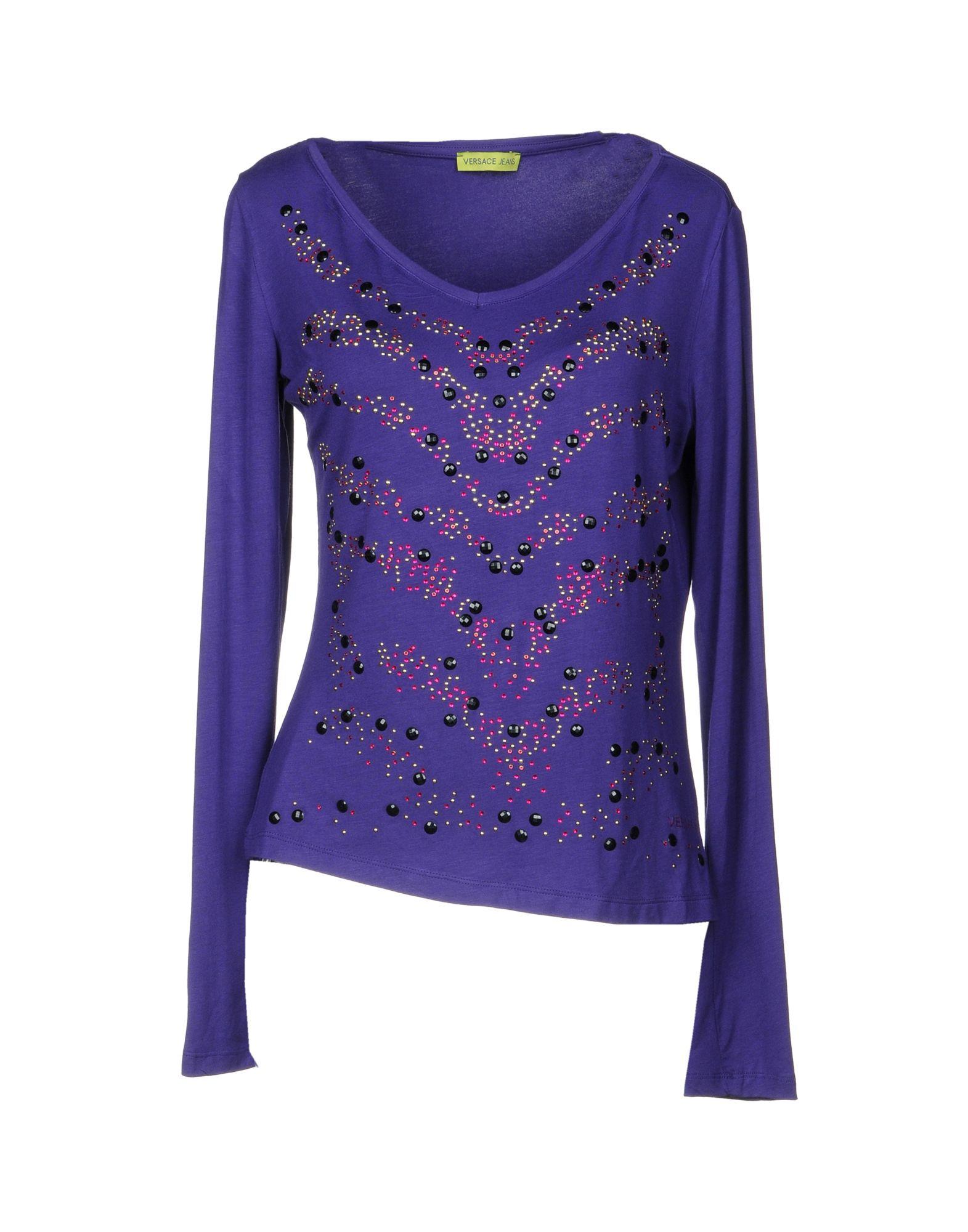 T-Shirt Versace Jeans Donna - Acquista online su X6JVXMX