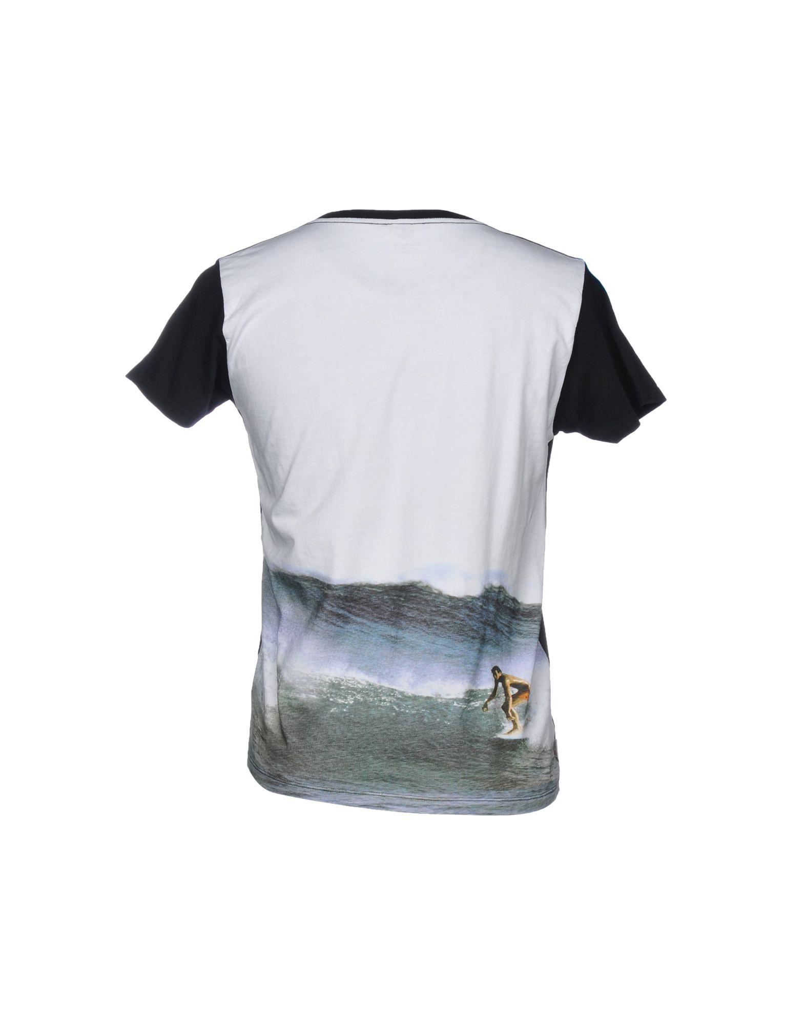 T-Shirt & Franklin & T-Shirt Marshall Uomo - 12177328SQ 5fb9c3