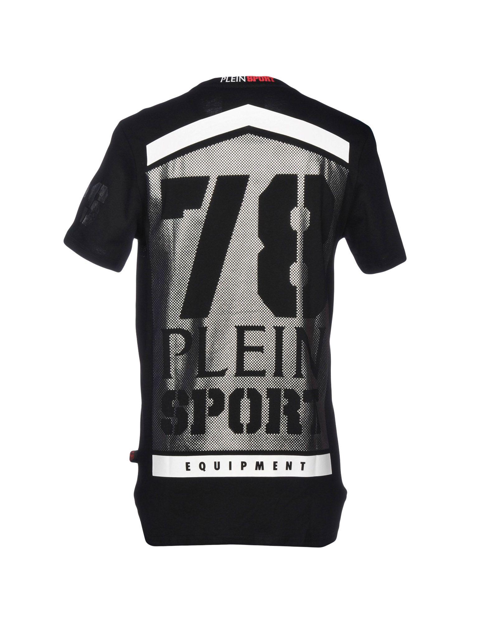 T-Shirt Plein Sport Sport Sport Uomo - 12177386SM d59fa5