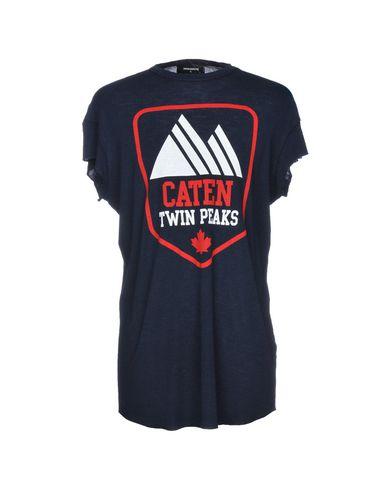 Online-Verkauf DSQUARED2 T-Shirt Günstiger Preis In Deutschland Rote Vorbestellung Eastbay Auslass Veröffentlichungstermine Liefern ubeNoX