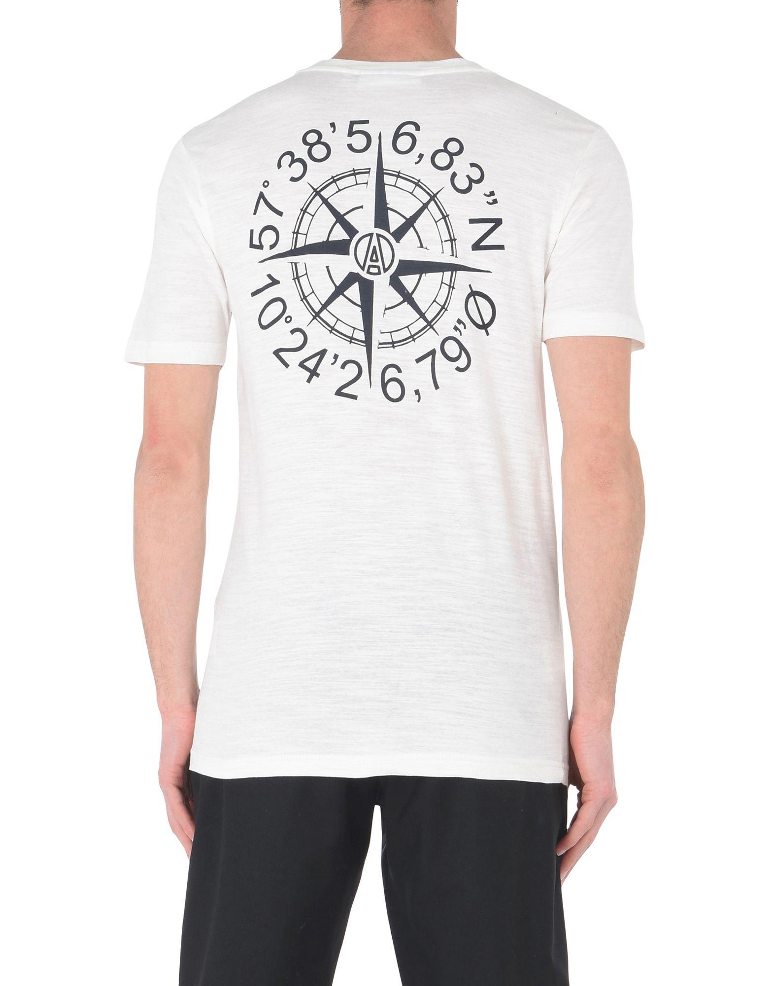 T-Shirt Anerkjendt Rod Rod Anerkjendt T-Shirt - Uomo - 12178864VS 297b52