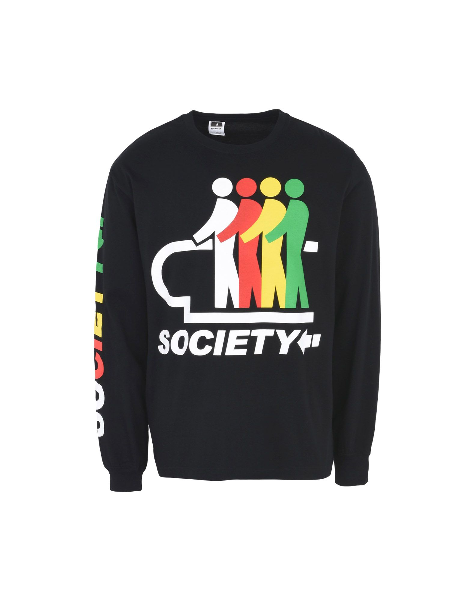 T-Shirt Sportiva Society Shirt Number3 /07 Escalator Lst - Donna - Acquista online su
