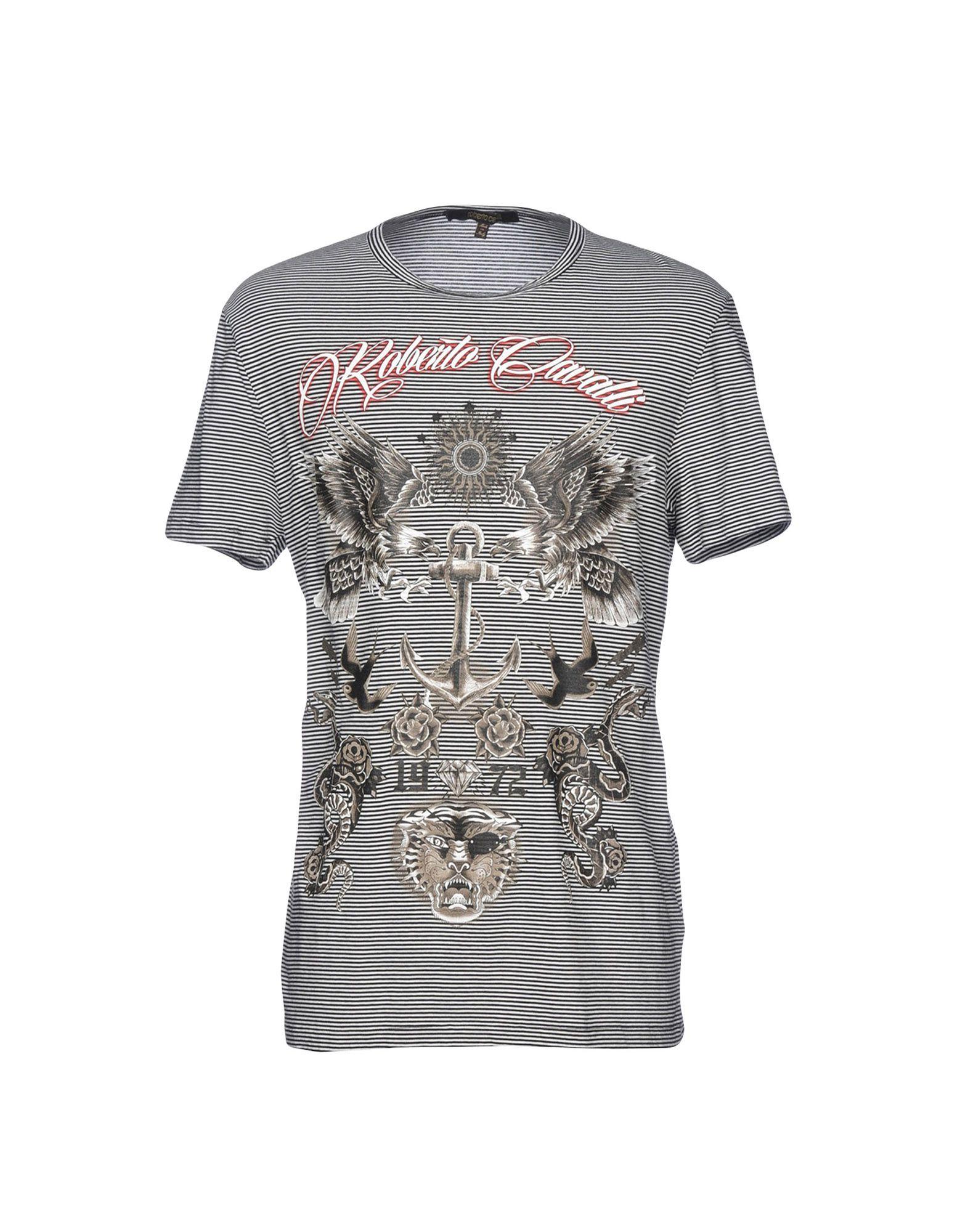 T-Shirt Roberto Cavalli Cavalli Roberto Uomo - 12180690NG b9feab