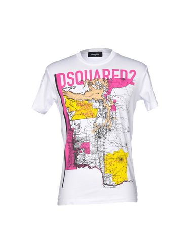 Dsquared2 Camiseta Prisene for salg populært for salg Billigste billig pris jcB3Bl