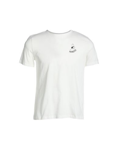 BEAMS T-Shirt in White