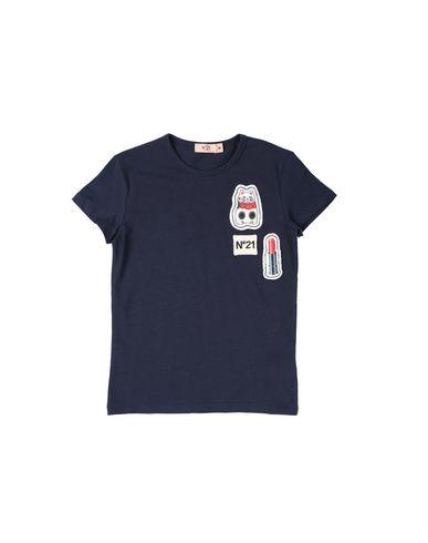 N 21 T Shirt Madchen 3 8 Jahre Auf Yoox