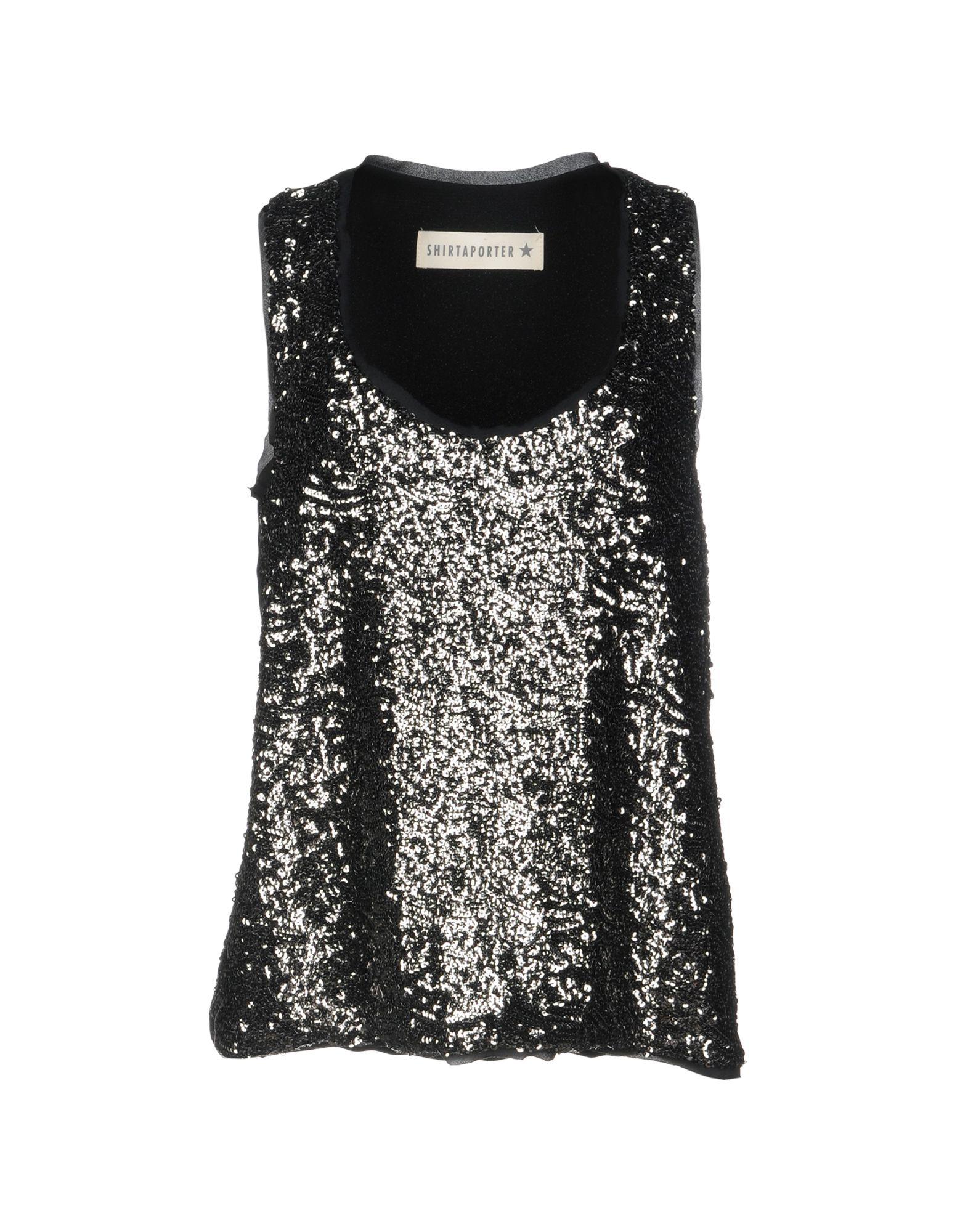 Top Shirtaporter damen - 12182271OU