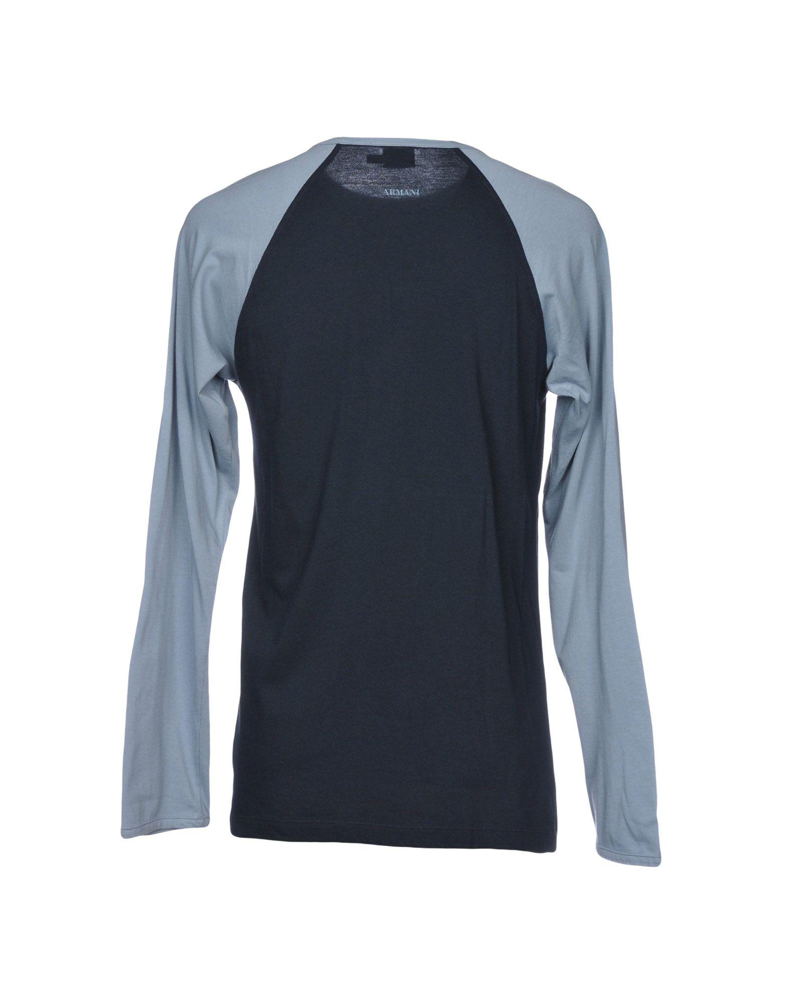 T-Shirt Armani Collezioni Uomo Uomo Collezioni - 12182829VF 8f7f2a