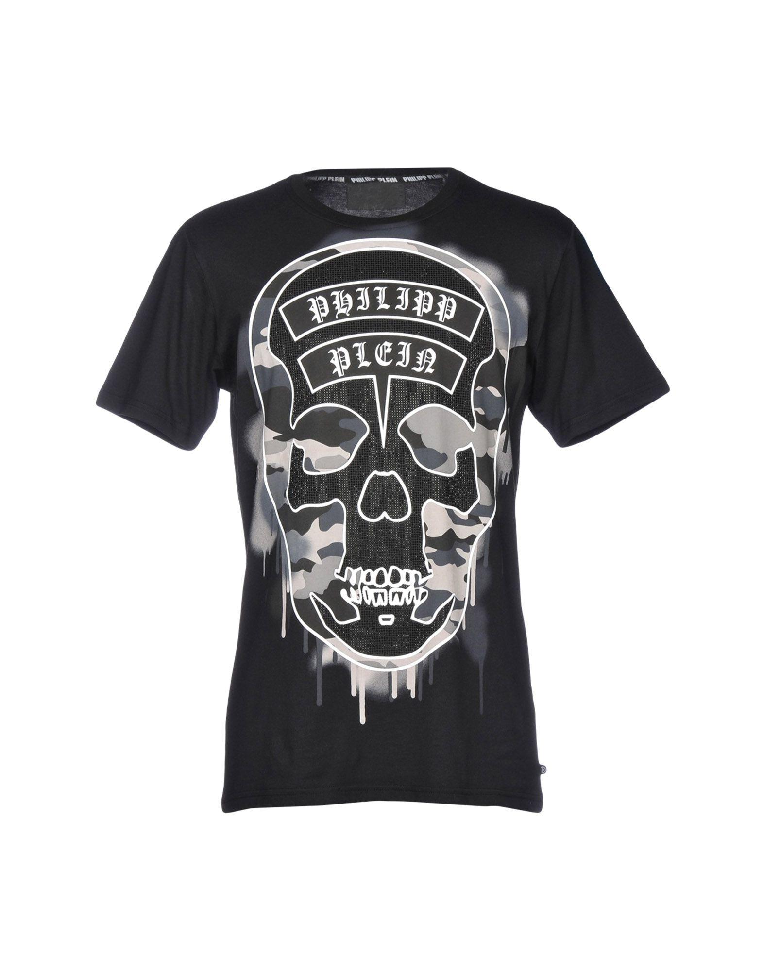 T-Shirt T-Shirt T-Shirt Philipp Plein Uomo - 12183376RO 6af899