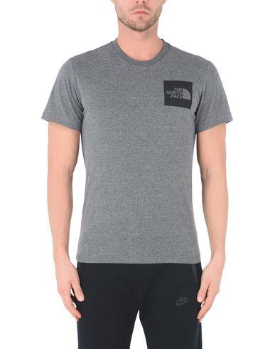 Face T shirt North De Sport Gris The Eq5AwFxx