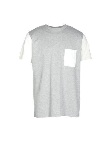 BEAMS T-Shirt in Grey