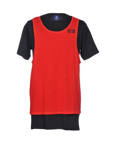 ff8e86436e6d7d Jordan T-Shirt - Men Jordan T-Shirts online on YOOX Netherlands ...