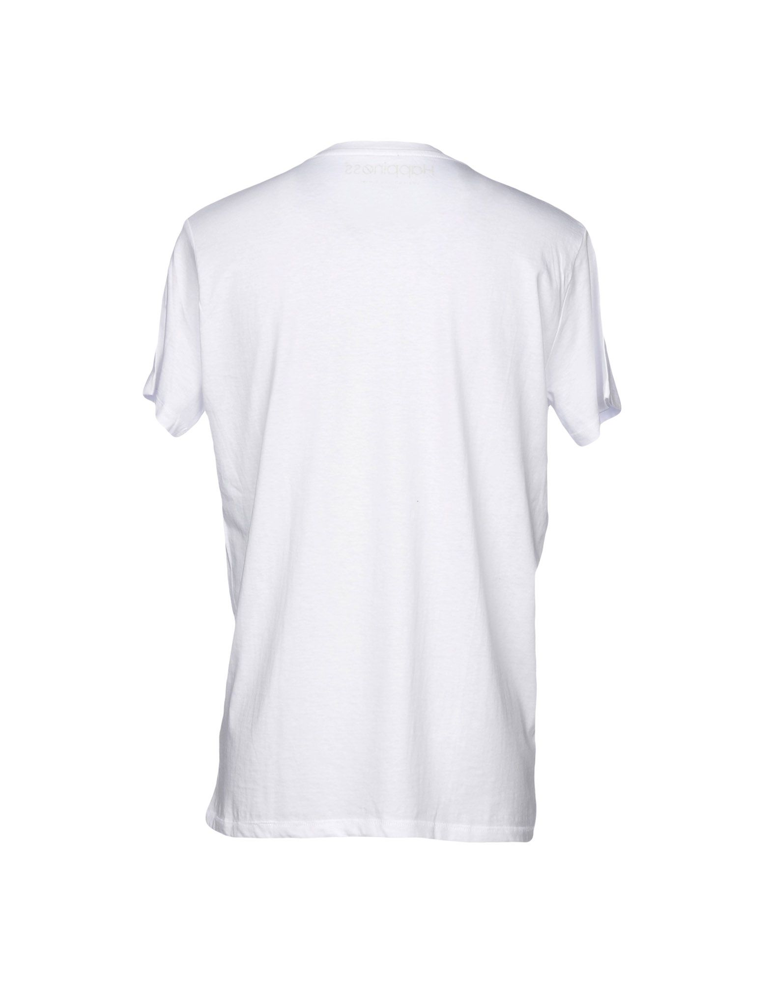 A buon mercato A buon mercato T-Shirt Happiness Uomo - - Uomo 12185201WR 2db223