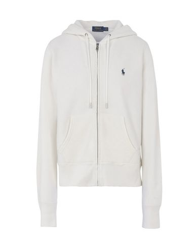 a894fcca120e14 Polo Ralph Lauren Lightweight Fleece Hoodie - Hooded Track Jacket ...