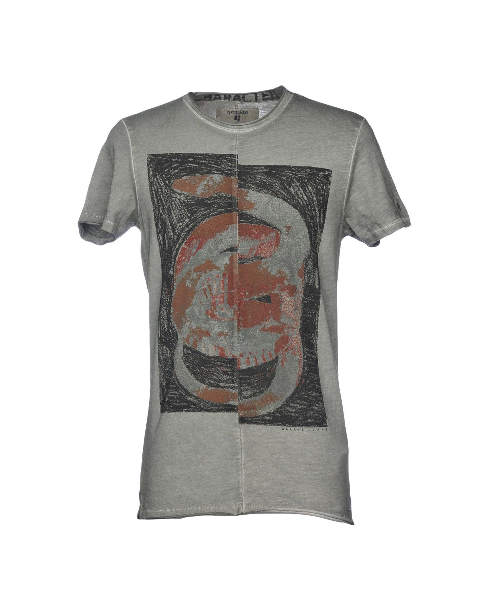 T-Shirt Garcia Jeans - Uomo - Jeans 12185997MF f78975
