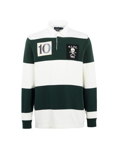 2bbdc9900 Polo Ralph Lauren The Iconic Rugby Shirt - Polo Shirt - Men Polo ...