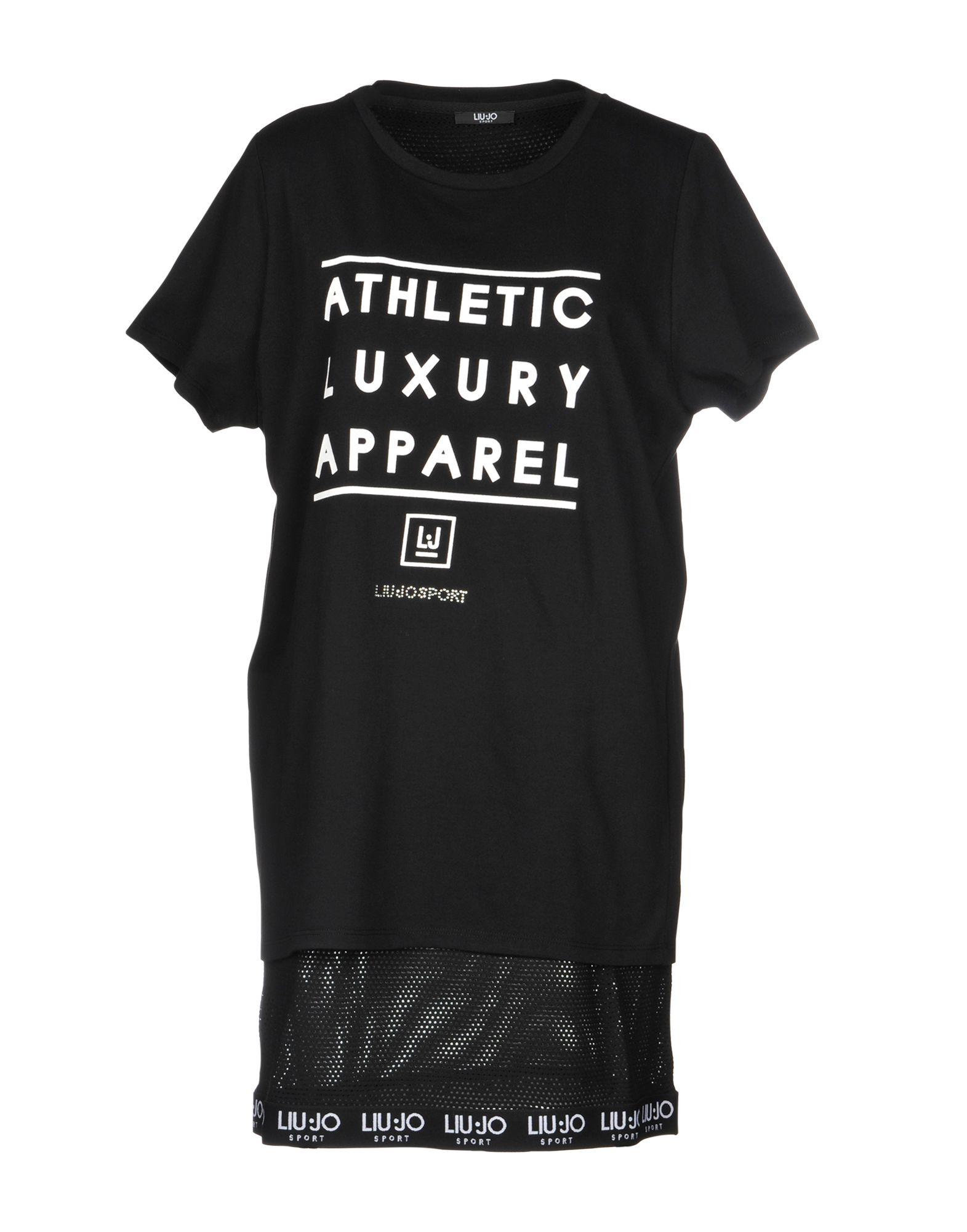 T-Shirt Liu Liu Liu •Jo Sport donna - 12186427RL 1fd