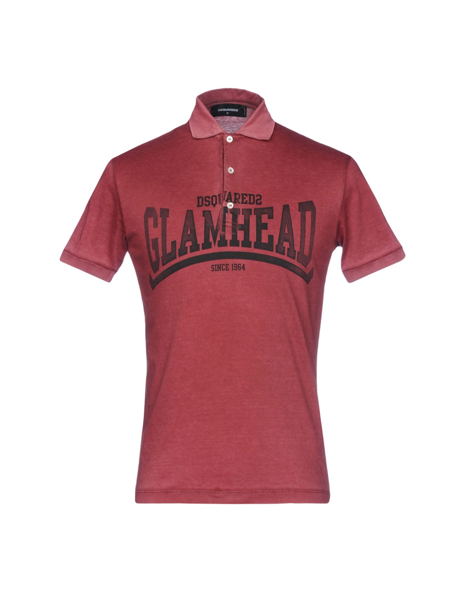 Dsquared2 Polo Shirt Men Dsquared2 Polo Shirts Online On Yoox