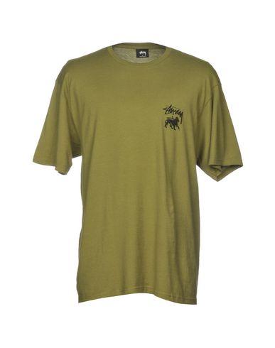 STUSSY T-Shirt Countdown Paket Günstiger Preis Niedrig Versandkosten Für Verkauf 7AX4ic