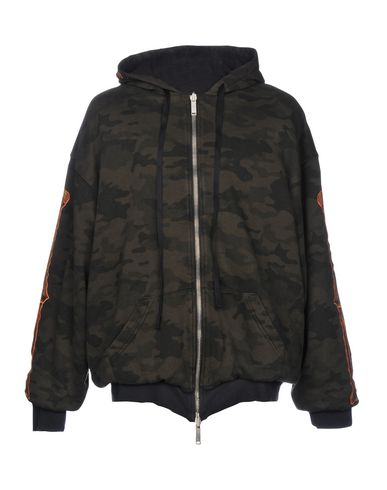 BEN TAVERNITI™ UNRAVEL PROJECT - Hooded track jacket