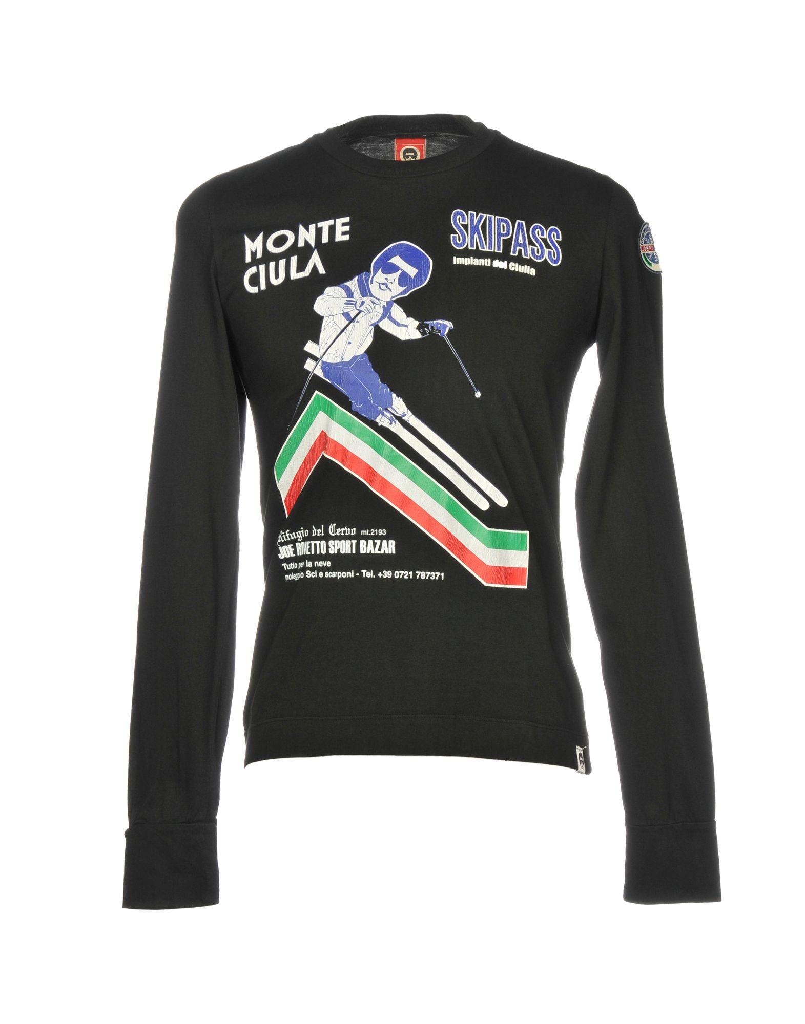 T-Shirt Joe 12188303AA Rivetto Uomo - 12188303AA Joe 59dba3