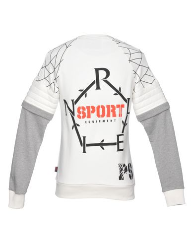 Plein Sport Sudadera billig salg bla fabrikkutsalg online RapFm