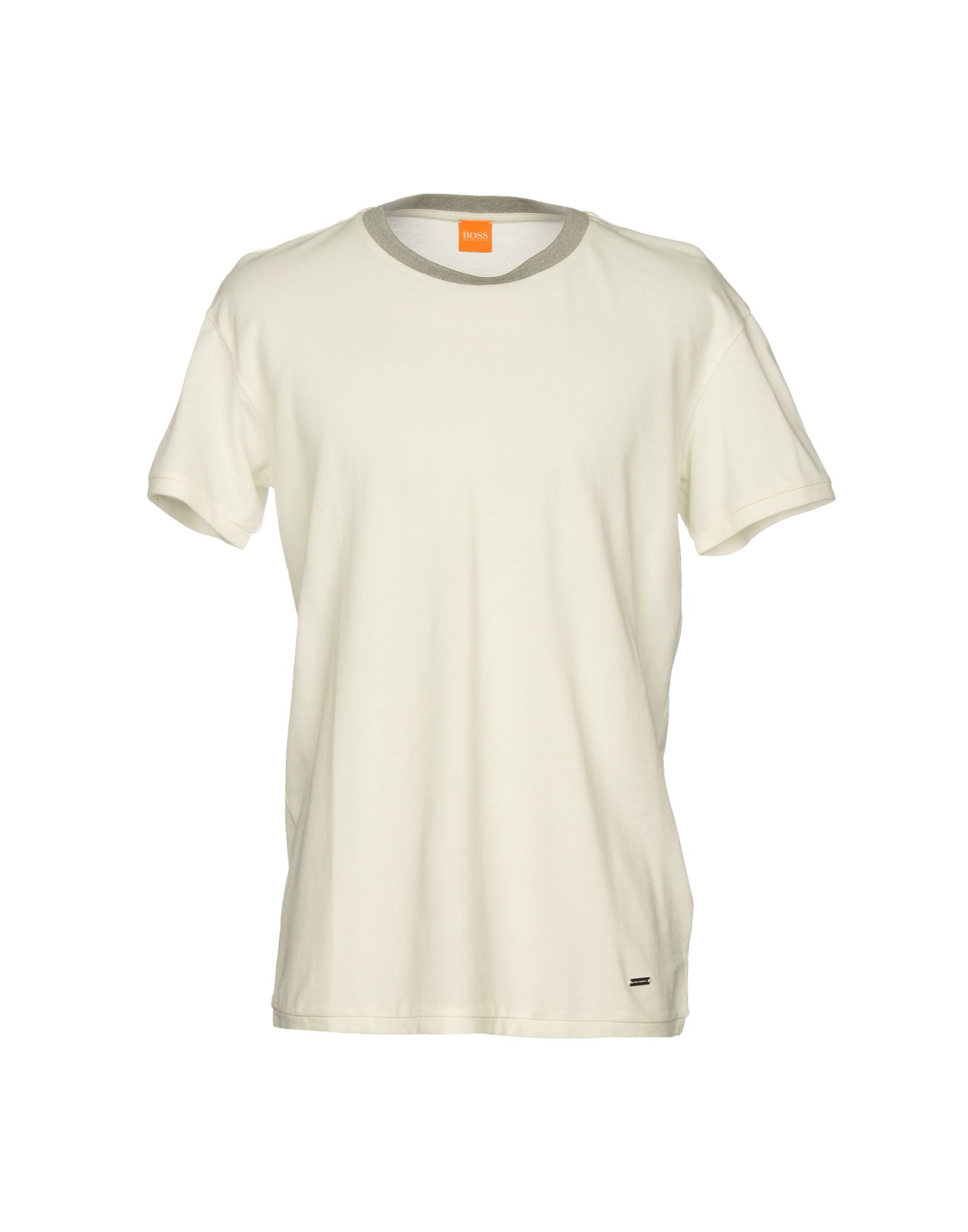 t shirt boss orange