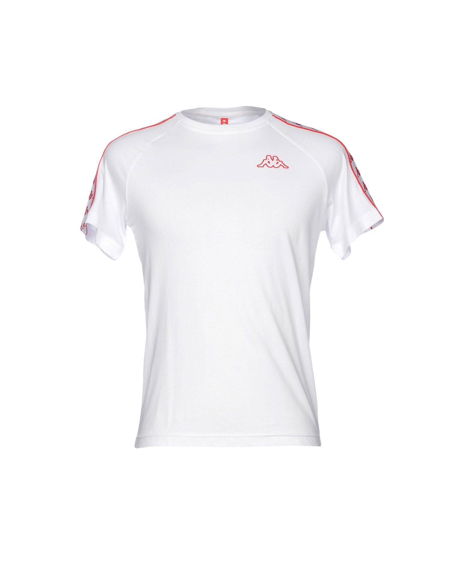 T-Shirt Kappa uomo uomo - 12188817WU  Professionelles integriertes Online-Einkaufszentrum