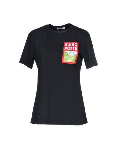 Günstige Standorte Verkauf Auslass Verkaufsfachmann SAKS POTTS T-Shirt Niedriger Preis Versandgebühr Zum Verkauf Online-Verkauf 2018 Neuer Online-Verkauf z7zSoPNZ