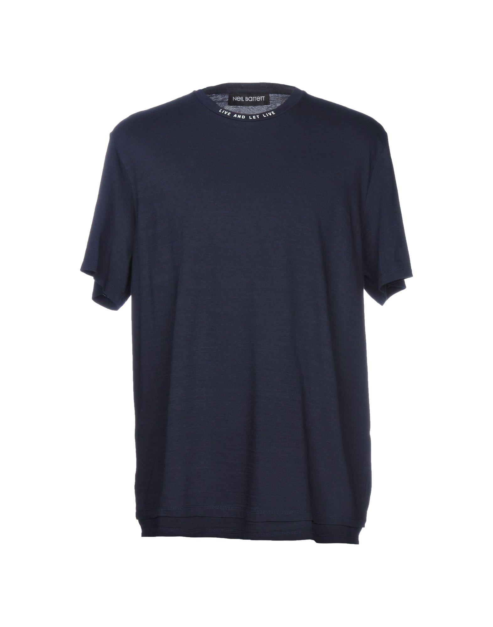 T-Shirt Neil Barrett - Uomo - Barrett 12188891PM c46d17