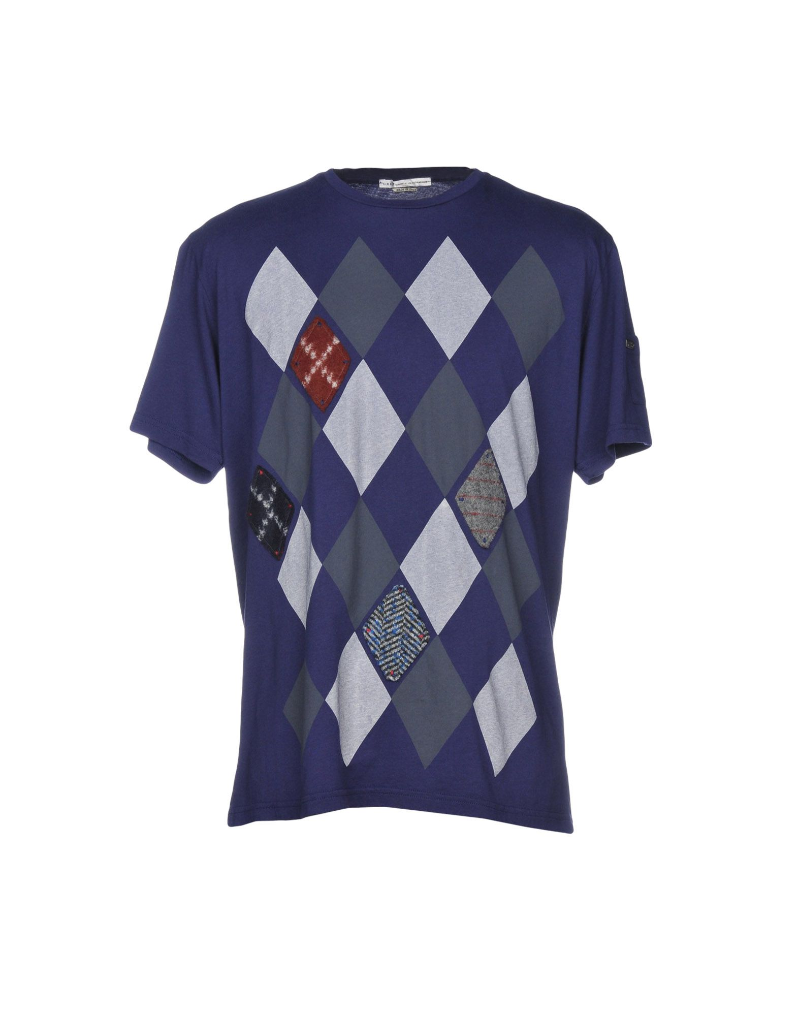 T-Shirt Daniele Alessandrini Homme Uomo Uomo Homme - 12189038MC eedbed