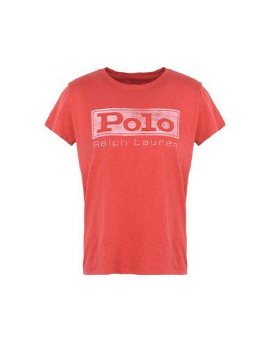 ad3a5db6d4a Polo Ralph Lauren Polo Jersey Tee - T-Shirt - Women Polo Ralph ...