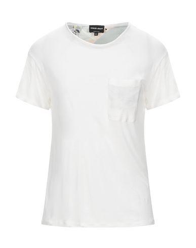 84000712c7 GIORGIO ARMANI T-shirt - T-Shirts and Tops   YOOX.COM
