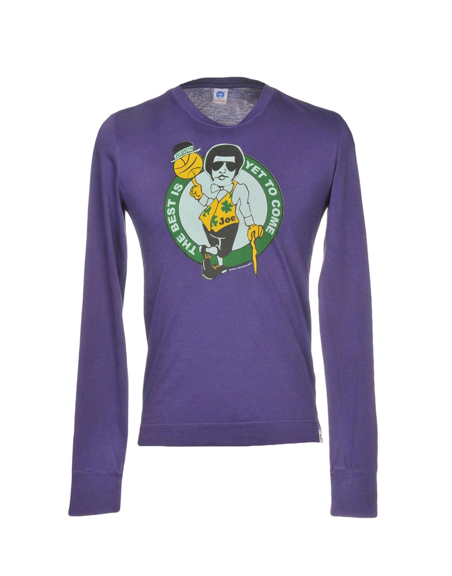T-Shirt Joe Rivetto Uomo Uomo Rivetto - 12190368KA 97e5b0