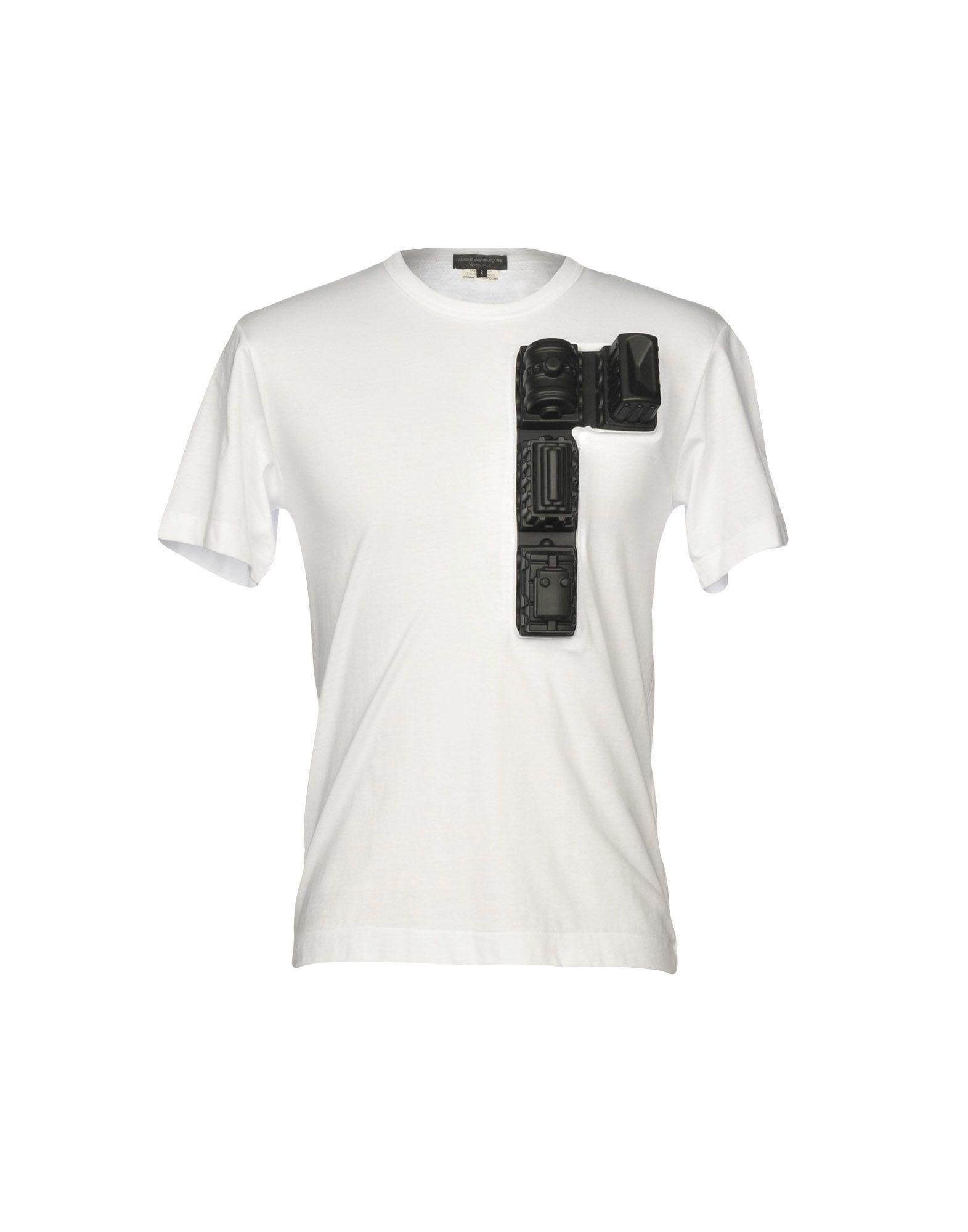 T-Shirt Des Comme Des T-Shirt Gar ons Homme Plus Uomo - 12190984VO 6e3084