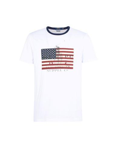 d0d7e25edad The Iconic American Flag T Shirt - Футболка Для Мужчин от Polo Ralph ...